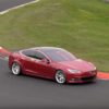Tesla Model S-Nurburgring-lap-record