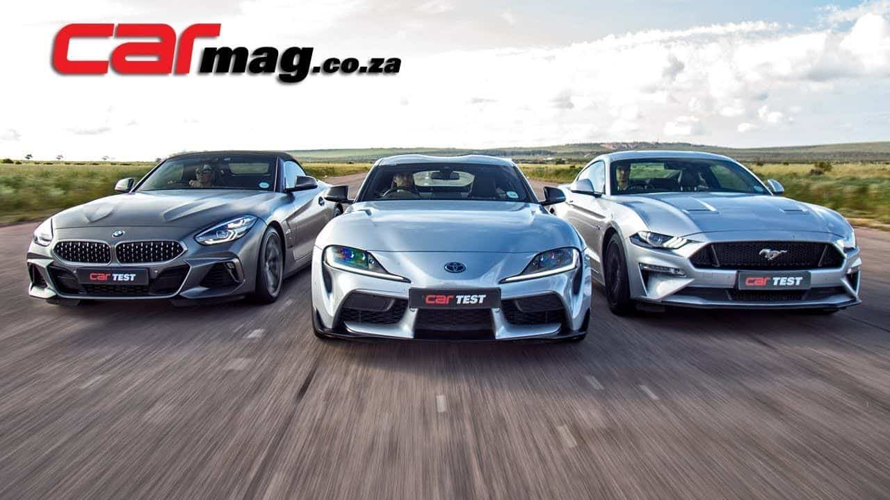 Z4-Supra-Mustang-drag race
