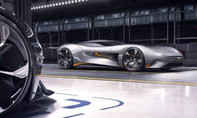 2019 Jaguar Vision Gran Turismo Coupe-Electric-Hypercar-1