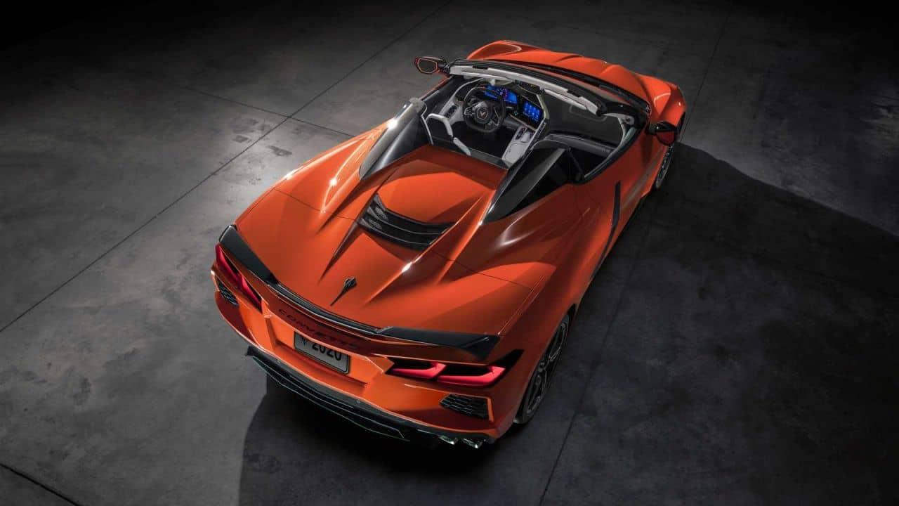 2020 Chevrolet Corvette C8 convertible-1