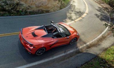 2020 Chevrolet Corvette C8 convertible-4
