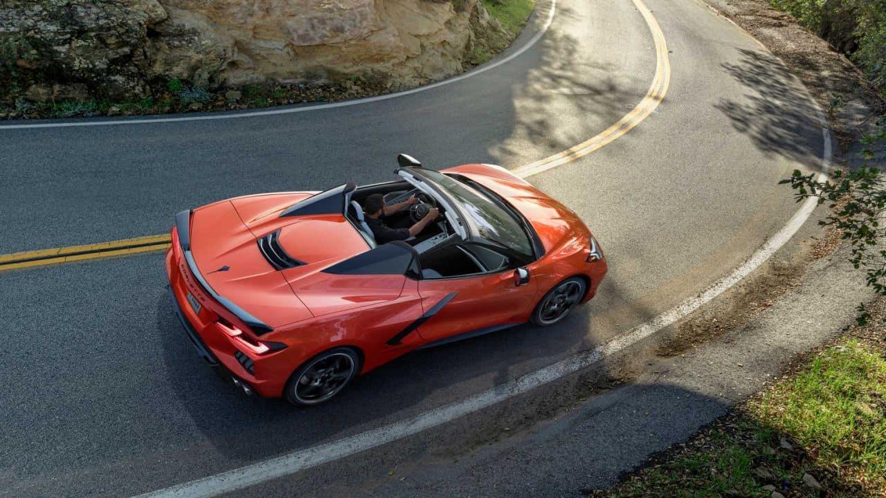 2020 Chevrolet Corvette C8 convertible-4