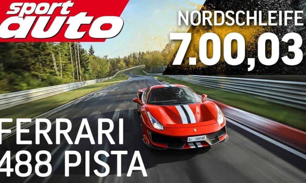 Ferrari 488 Pista-Nurburgring-Sport-Auto
