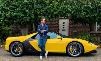 Ferrari Sergio-Mr JWW