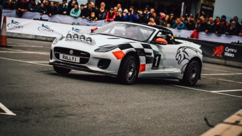 Jaguar F-TYPE Rally Car-Wales Rally GB-4