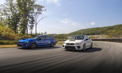 Subaru WRX STI S209 Limited Edition