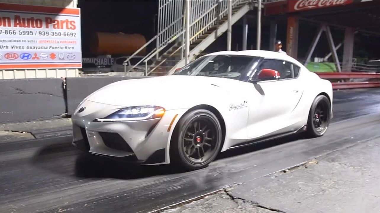 Toyota-Supra-9-sec-quarter-mile