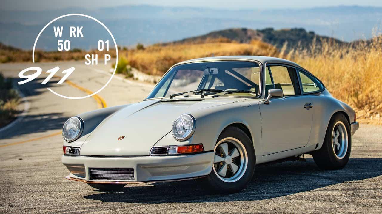 Workshop 5001-Porsche 911