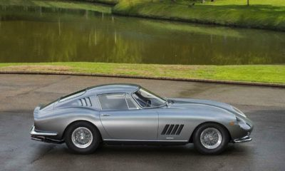 1965 Ferrari 275 GTB6 Short Nose-1