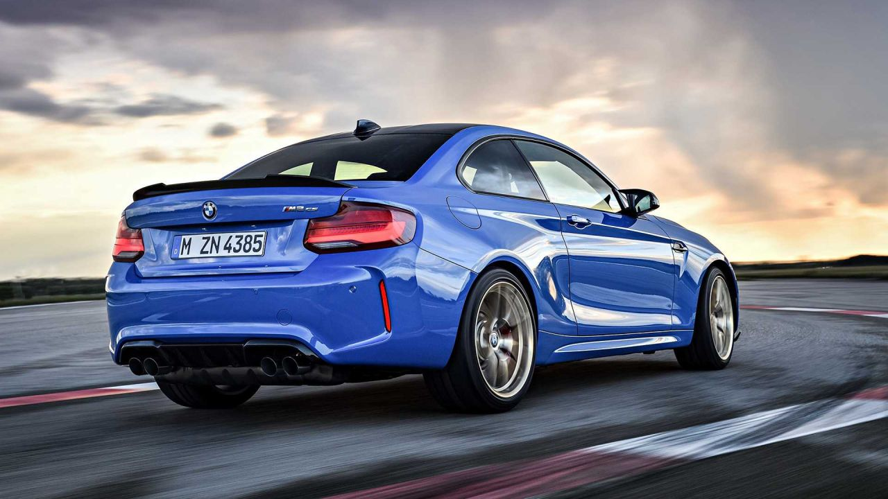 2020 BMW M2 CS-LA Auto Show-2