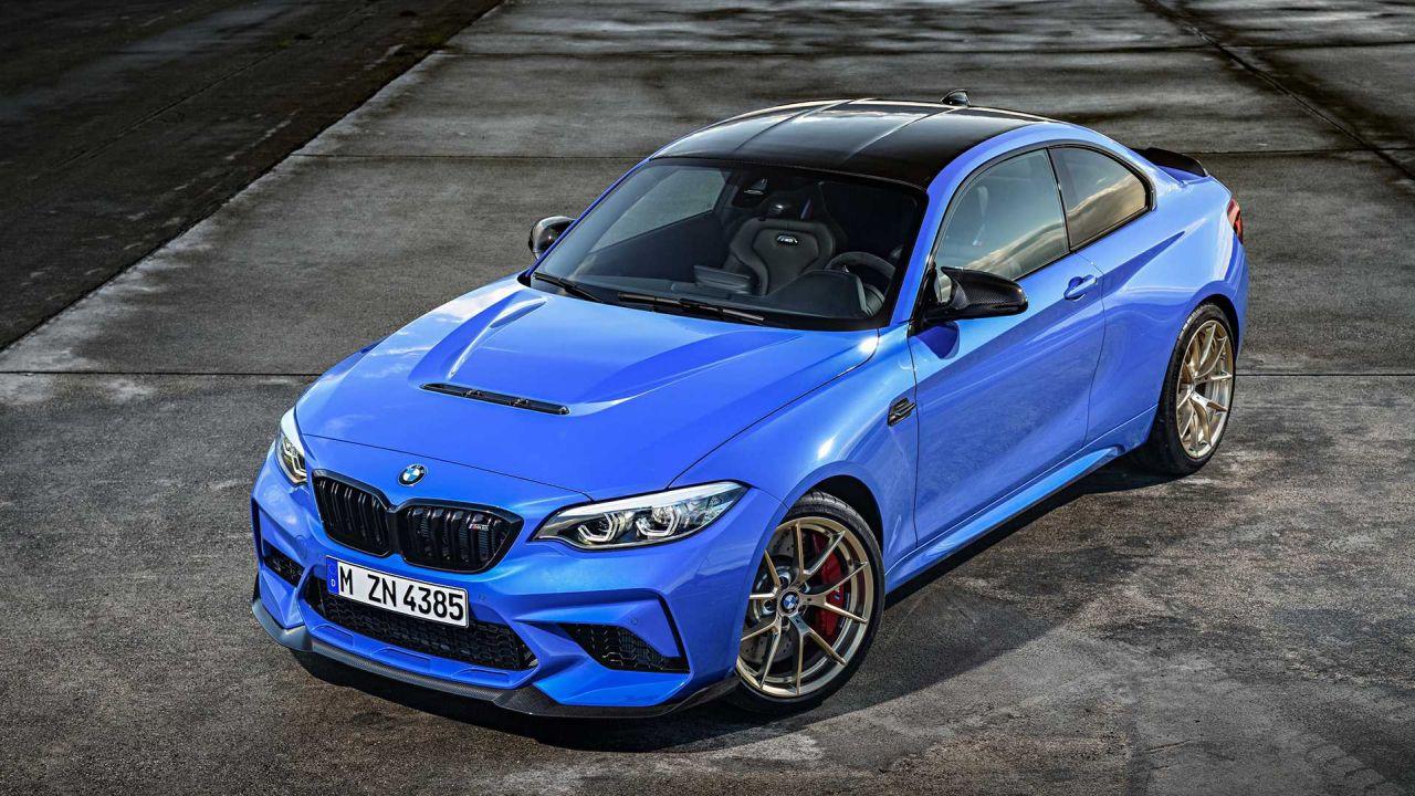 2020 BMW M2 CS-LA Auto Show-6