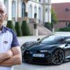 Andy Wallace-Bugatti