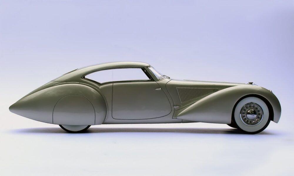 Delage D8-120 S Aerodynamic Coupe