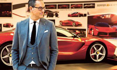Flavio Manzoni-Ferrari Design