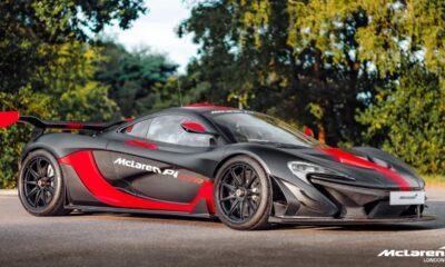 McLaren P1 GTR Lanzante for sale-1