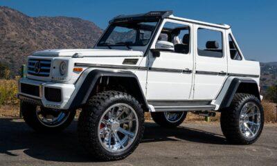 Mercedes G500 4x4-RDBLA