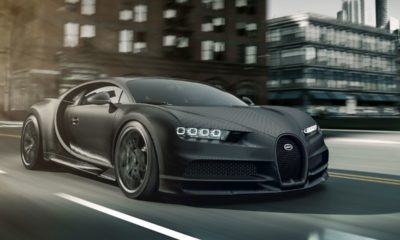 All-Black Bugatti Chiron Noire Special Edition-1