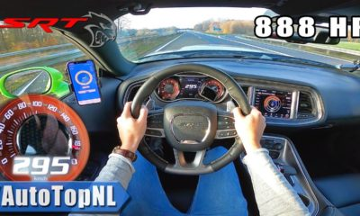 Dodge Challenger Hellcat XR-Autobahn-Top-Speed
