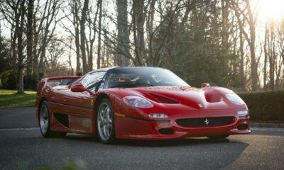 Ferrari F50 Berlinetta Prototipo-1995 Geneva Motor Show-For Sale
