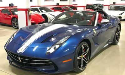 Ferrari F60 America for sale in Canada-1