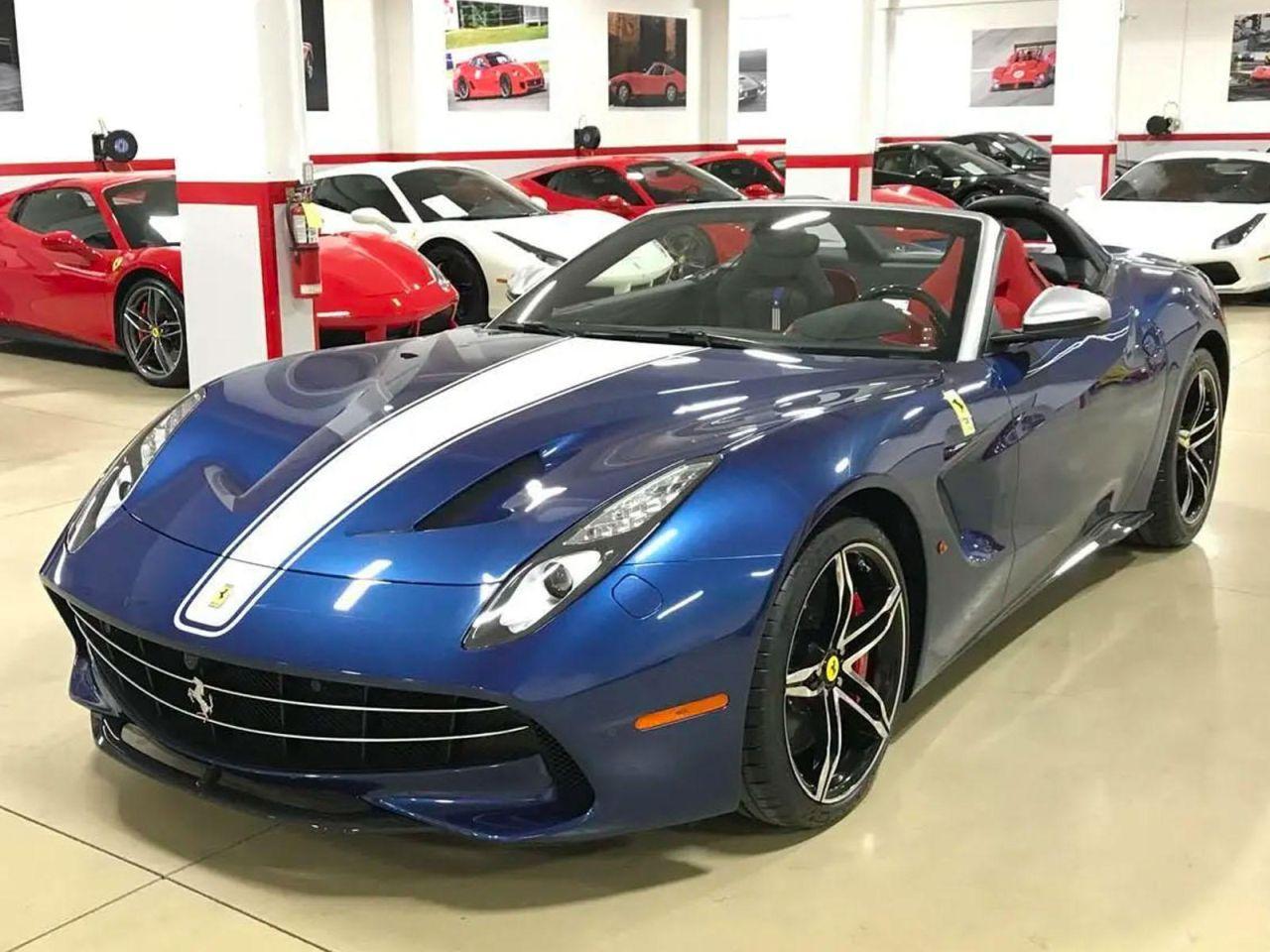 Ferrari F60 America for sale in Canada-1