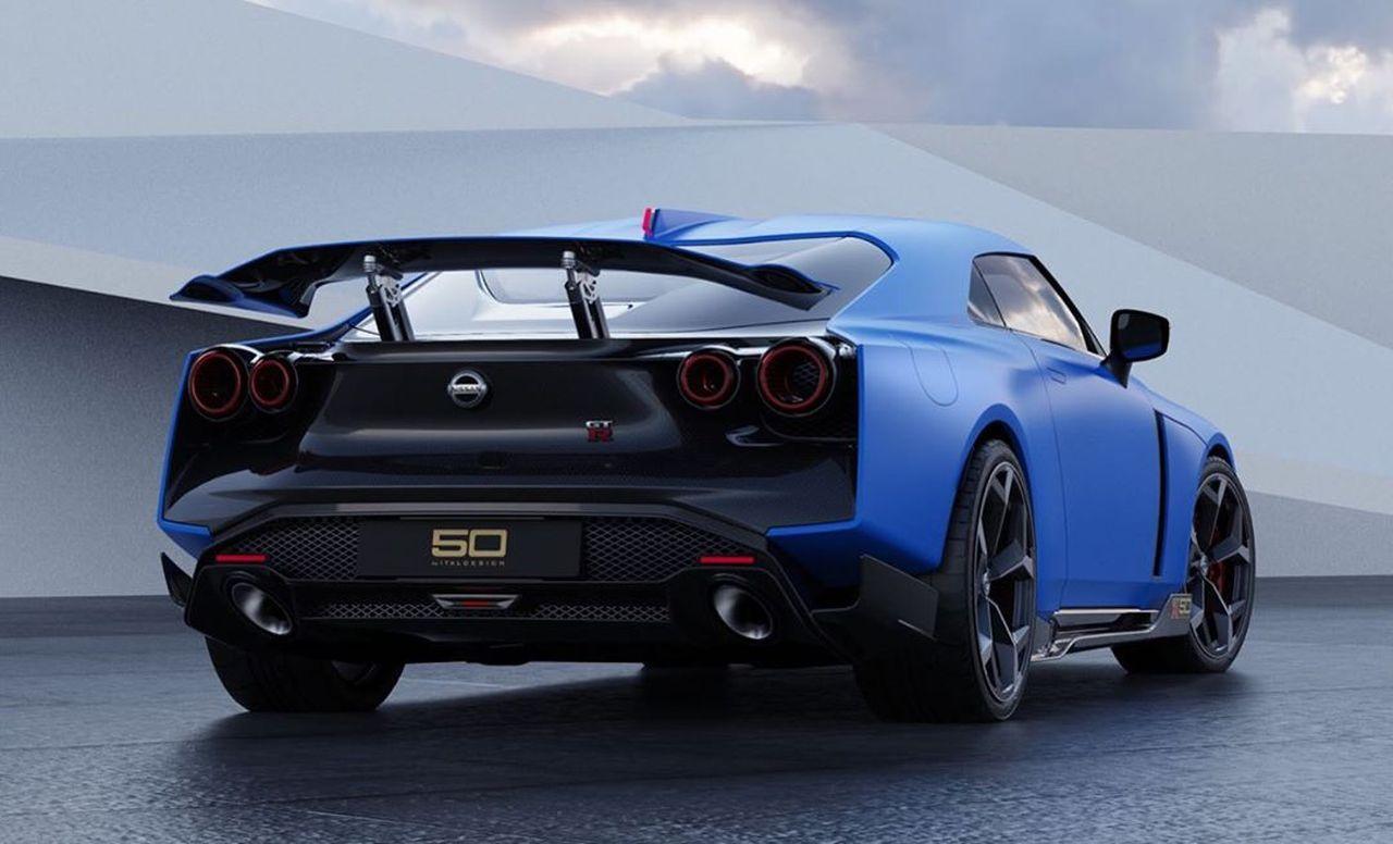 Italdesign-Nissan GT-R50-4