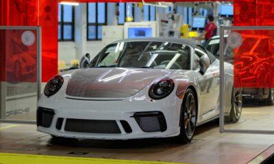 Porsche 911 Speedster-991-1