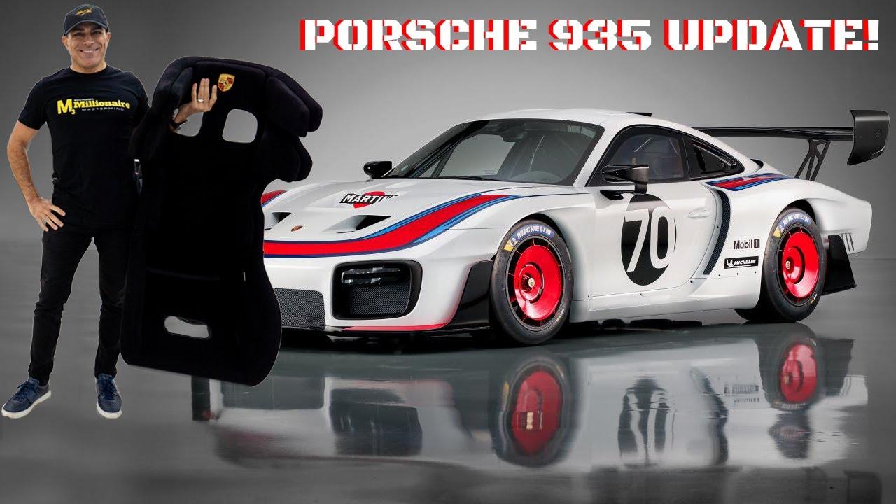 Porsche 935-Passenger-seat-price