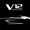 Aston Martin V12 Speedster-teaser