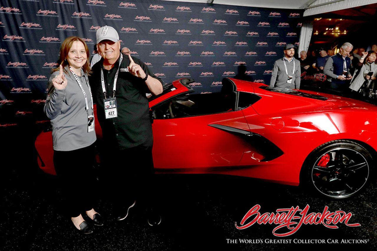 Chevrolet Corvette C8 Stingray-3 million-auction-1