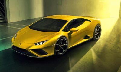 Lamborghini Huracan Evo RWD 2020-1