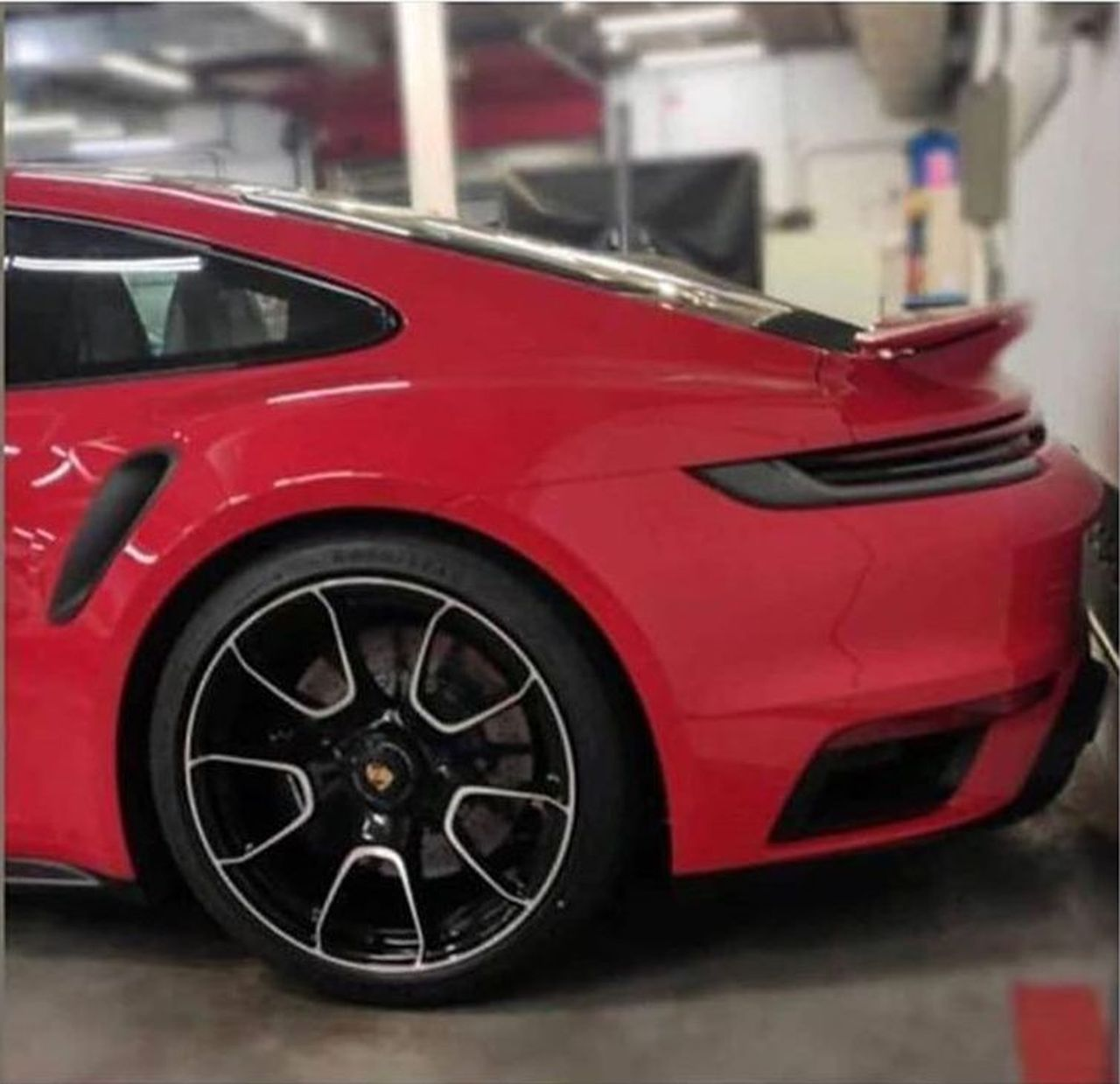2021 Porsche 911 Turbo S 992 Leaked The Supercar Blog