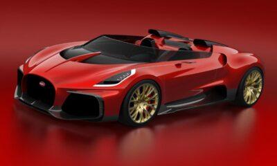 Bugatti Veyron Barchetta-Speedster Concept-3
