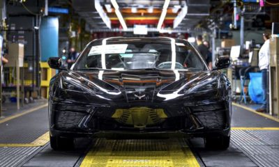 C8 Corvette Production starts-1
