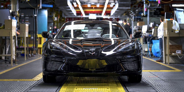 C8 Corvette Production starts-1