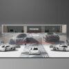 Koenigsegg Stand Plan