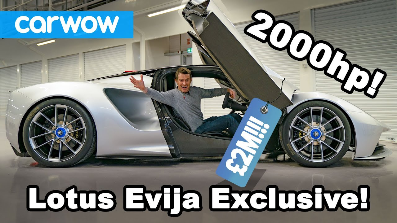 Lotus Evija-Carwow-Mat Watson