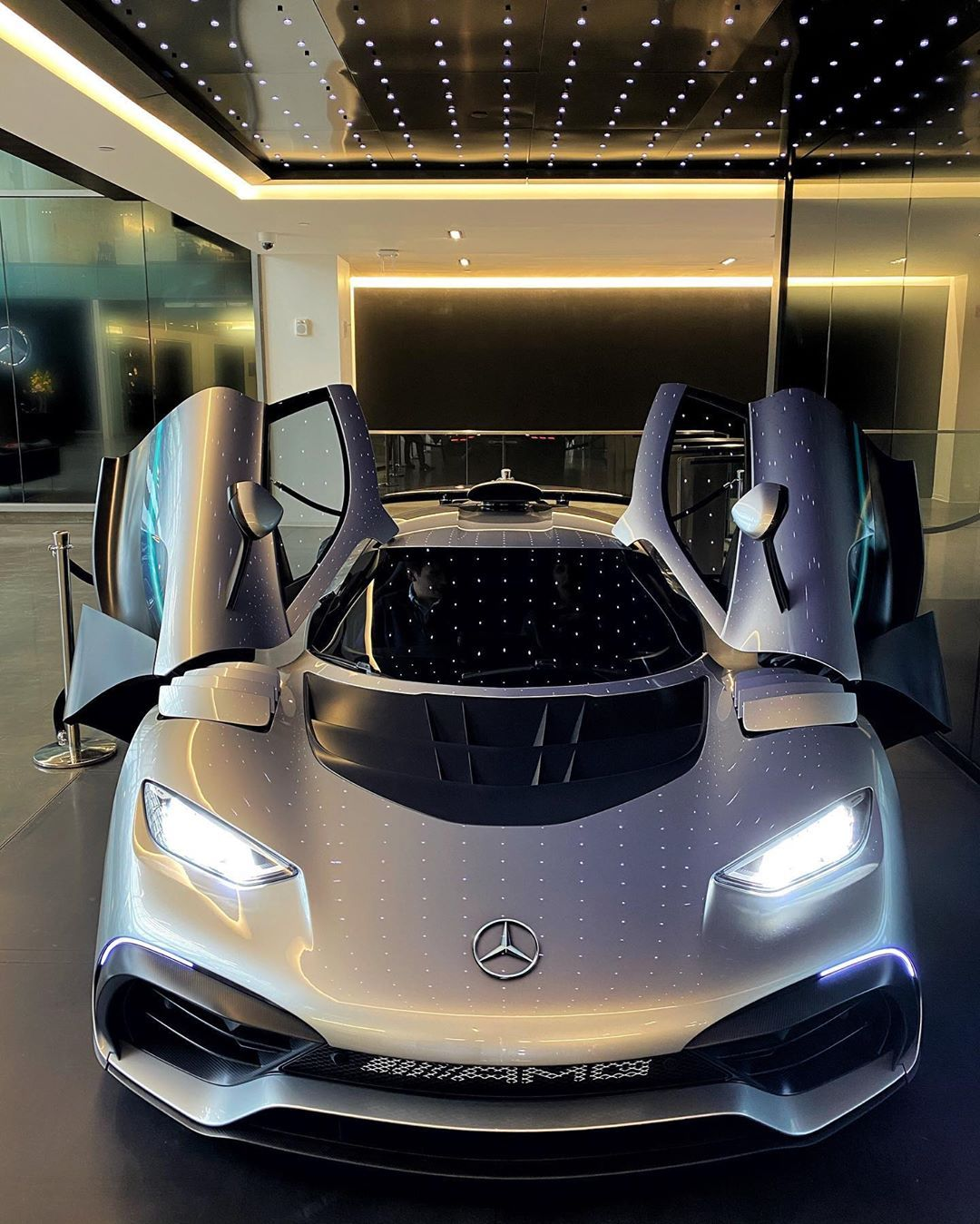 Mercedes-AMG One-Mark Wahlberg