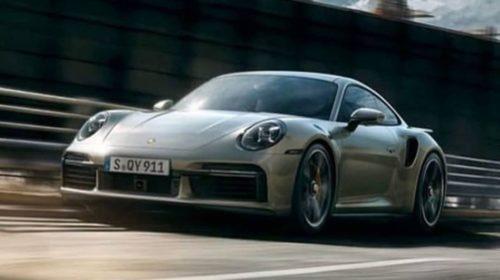2021 Porsche 911 Turbo Coupe-Leaked-2