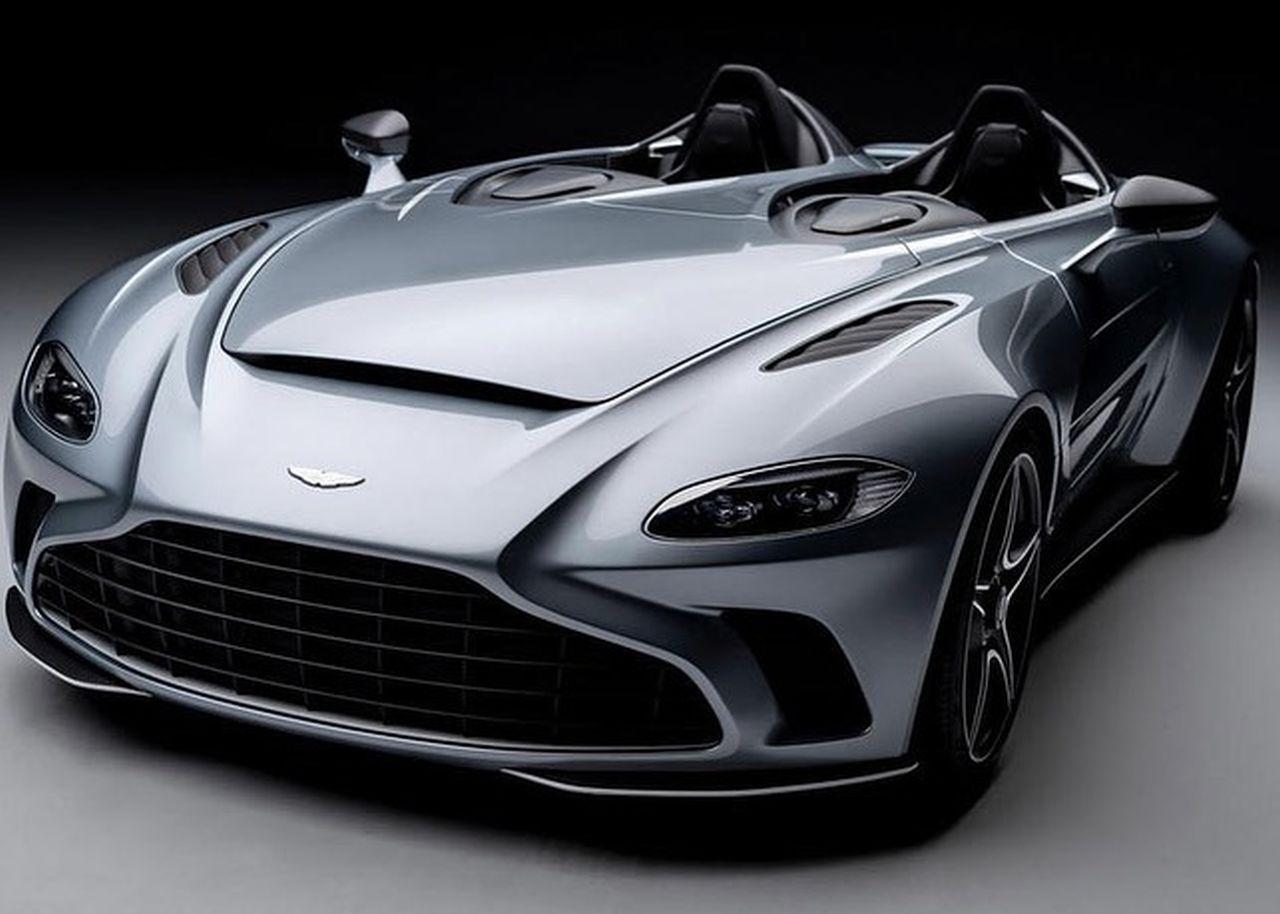 Aston Martin V12 Speedster-1