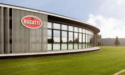 Bugatti Atelier-Factory-Molsheim