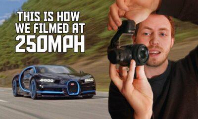 Bugatti Chiron 0-400-0 record-BTS