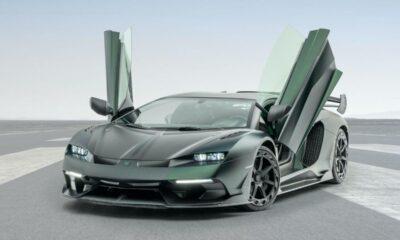Mansory Cabrera-Lamborghini Aventador SVJ-1