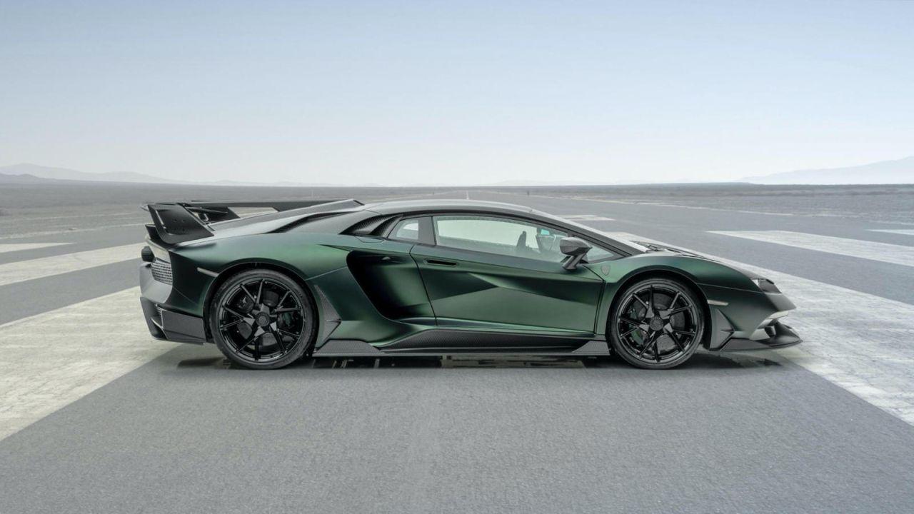Mansory Cabrera-Lamborghini Aventador SVJ-3