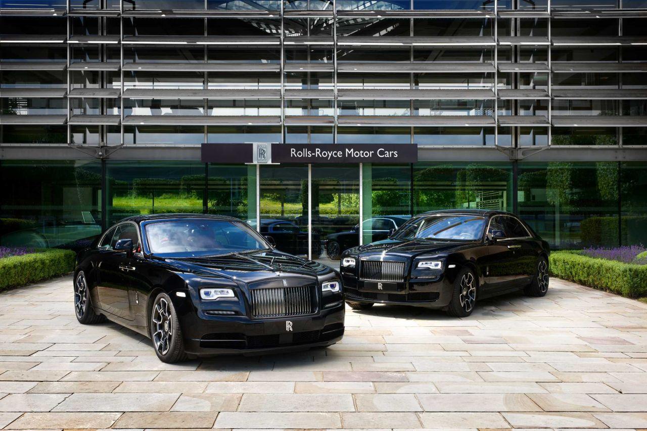 Rolls Royce Goodwood Estate Production