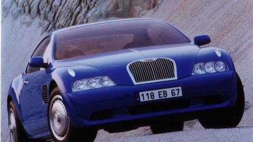 1998 Bugatti EB 118-1