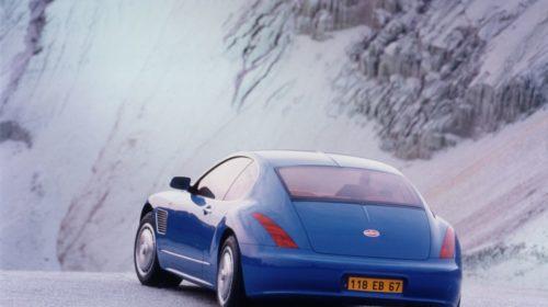 1998 Bugatti EB 118-2