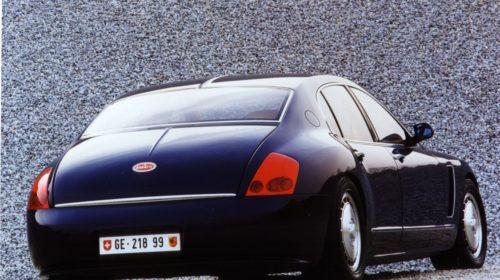 1998 Bugatti EB 218-2