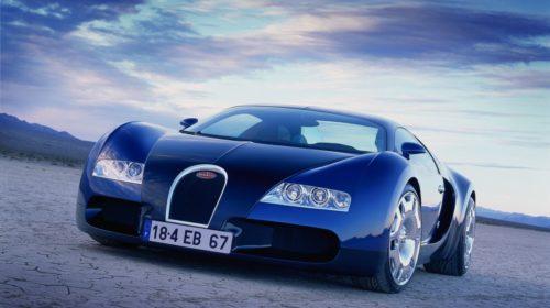 1999 Bugatti EB 18.4 Veyron-1