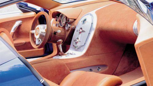 1999 Bugatti EB 18.4 Veyron-4